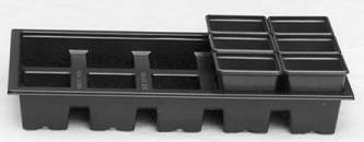 Carry Trays for 7cm pots Case of 150