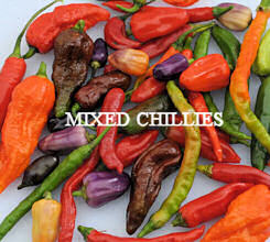 Chilli Habanero Orange VEG094 S Bonnet Red VEG140 Anaheim VEG142 S Bonnet Yellow VEG1102