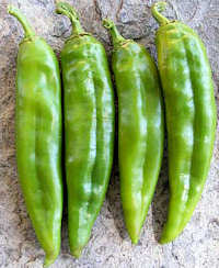 Chilli Seeds NuMex Heritage Big Jim 20 seeds