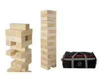 Jenga and Tower Games